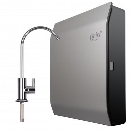 Prio® M400 — Premium U.F. Multi-stage Undercounter Water Filtration Slim System