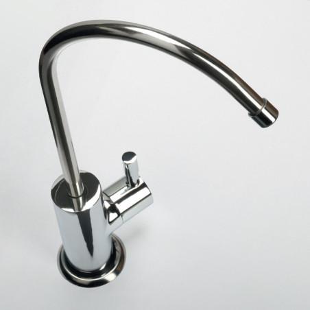 Ball Valve Faucet (Chrome Brushed)